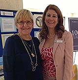Dr. Ann-Lynn Denker (Chair) and Ms. Lavigne Kirkpatrick (Vice-Chair)